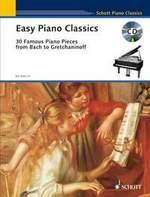 Magolt, Marianne : Easy Piano Classics