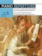 Fritz, Emonts / Emonts, Fritz : Piano Repertoire - Volume 3