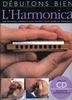 Divers auteurs : Débutons Bien Harmonica