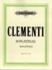 Clementi, Muzio : Sonatinas Op. 36 Nos. 1?6; Op. 37 Nos. 1?3; Op. 38 Nos. 1?3