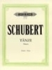 Schubert, Franz : Dances D783