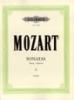 Mozart, Wolfgang Amadeus : Sonatas II