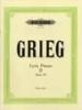 Grieg, Edvard : Lyric Pieces Book 2 Op.38