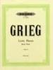 Grieg, Edvard : Lyric Pieces Book 3 Op.43