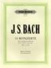 Bach, Johann Sebastian : Concertos after Marcello, Telemann, Vivaldi etc. Vol.3