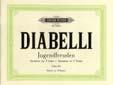 Diabelli, Anton : Jugendfreuden Op.163