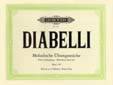 Diabelli, Anton : Melodic Exercises Op.149