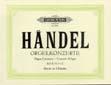 Handel, George Friederich : Organ Concertos Vol.2