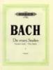 Bach, Johann Sebastian : First Studies (40 Selected Pieces), Vol.1