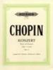Chopin, Frédéric : Concerto No.1 in E minor Op.11