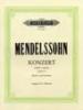 Mendelssohn, Felix : Concerto No.2 in D minor Op.40