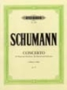 Schumann, Robert : Concerto in A minor Op.54