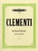 Clementi, Muzio : Sonatinas Op.36