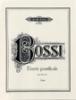 Bossi, Marco Enrico : Entrée pontificale Op.104 No.1