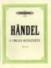 Handel, George Friederich : 6 Organ Concertos Op.4, complete