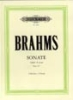 Brahms, Johannes : Sonata in F minor Op.34b