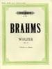 Brahms, Johannes : 5 Waltzes from Op.39
