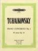 Tchaikovsky, Pyotr Ilyich : Concerto No.1 in B flat minor Op.23