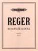 Reger, Max : Romance in A minor