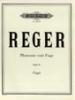 Reger, Max : Fantasy & Fugue in C minor Op.29
