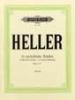 Heller, Stephen : 24 Melodious Studies Op.125