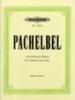 Pachelbel, Johann : Masters of the Cembalo Series