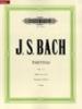 Bach, Johann Sebastian : Partitas BWV 825-830 Vol.1