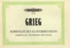Grieg, Edvard : Norwegian Notebook
