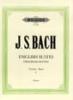 Bach, Johann Sebastian : English Suites BWV 806-811 Vol.1