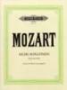 Mozart, Wolfgang Amadeus : 6 Viennese Sonatinas
