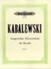 Kabalevsky, Dmitry Borisovich : 17 Selected Piano Pieces for Children Op.27