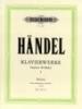 Handel, George Friederich : Keyboard Works Vol.1