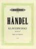 Handel, George Friederich : Keyboard Works Vol.4