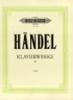 Handel, George Friederich : Keyboard Works Vol.5
