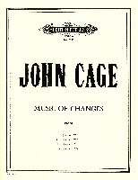Cage, John : Music of Changes Vol. 2