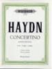 Haydn, Joseph : Concertino in C Hob.XIV/3