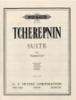 Tcherepnin, Alexander : Suite