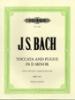 Bach, Johann Sebastian : Toccata & Fugue in D minor BWV 565