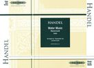 Handel, George Friederich : The Water Music: Suite
