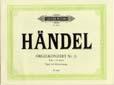 Handel, George Friederich : Organ Concerto No.13 in F