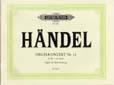 Handel, George Friederich : Organ Concerto No.14 in A