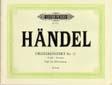 Handel, George Friederich : Organ Concerto No.15 in D minor