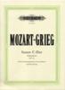 Mozart, Wolfgang Amadeus / Grieg, Edvard : Sonata in C major