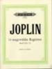 Joplin, Scott : 14 Selected Ragtimes Vol 1