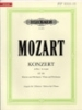 Mozart, Wolfgang Amadeus : Concerto No.23 in A K488