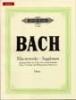 Bach, Johann Sebastian : Selected Works