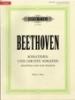 Beethoven, Ludwig van : Sonatinas & Easy Sonatas