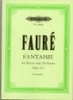 Fauré, Gabriel : Fantaisie for Piano and Orchestra Op.111