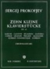Prokofiev, Sergei : 10 Little Piano Pieces (Complete) Op.12