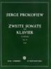 Prokofiev, Sergei : Sonata No.2 Op.14